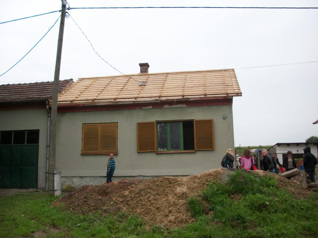 Adaptacija kuće klub Maslačak Križevci 2