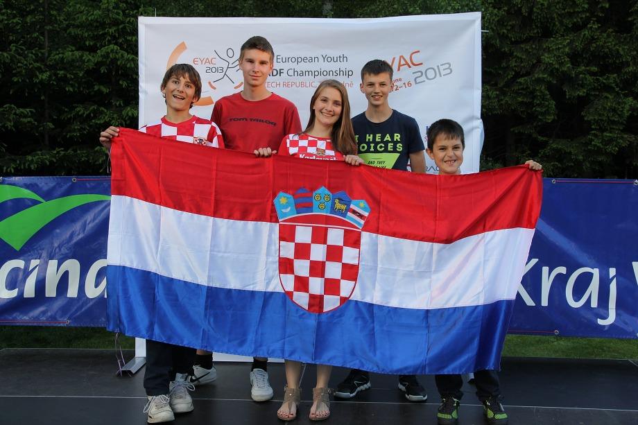 Europsko_ARG_2013_hrvatska_reprezentacija