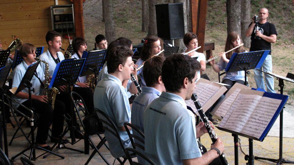 Gradski_puhacki_orkestar_Krizevci_Fuzine_2013_IMG_6020