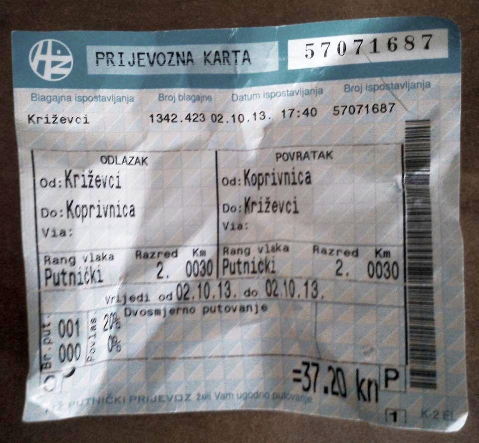 Karte_na_pregled_Ivan_Ivanovic_kolumna_Krizevcancije_HZ_Hrvatske_zeljeznice