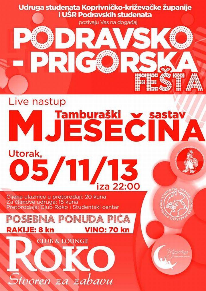 Podravsko-prigorska_festa_Zagreb_udruga_studenata_Roko