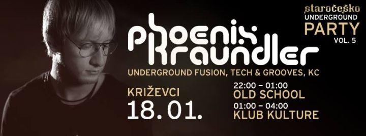 Phoenix_Kraundler_Klub_kulture_Krizevci_party_DJ