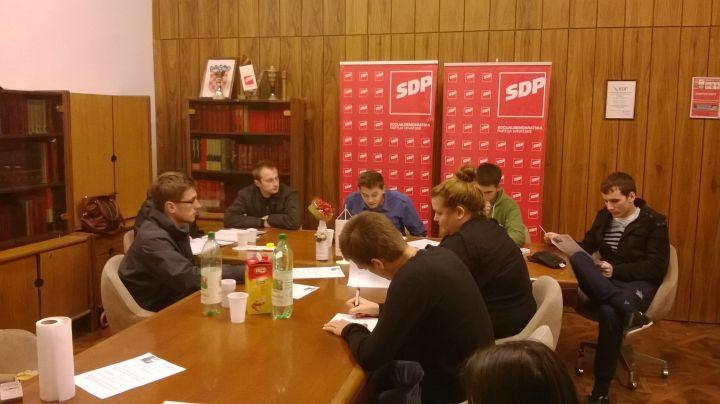 Forum_mladih_SDP_Krizevci_konstituirajuca_sjednica_2014