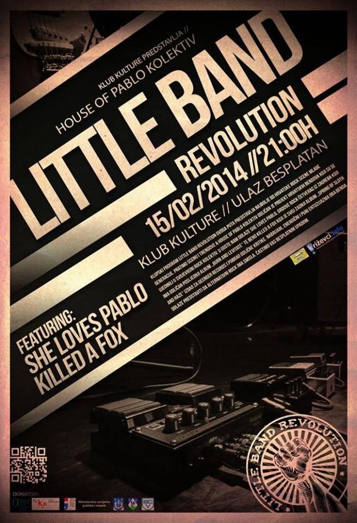 Little_Band_Revolution_She_Loves_Pablo_Killed_a_Fox_Klub_kulture_rock_program