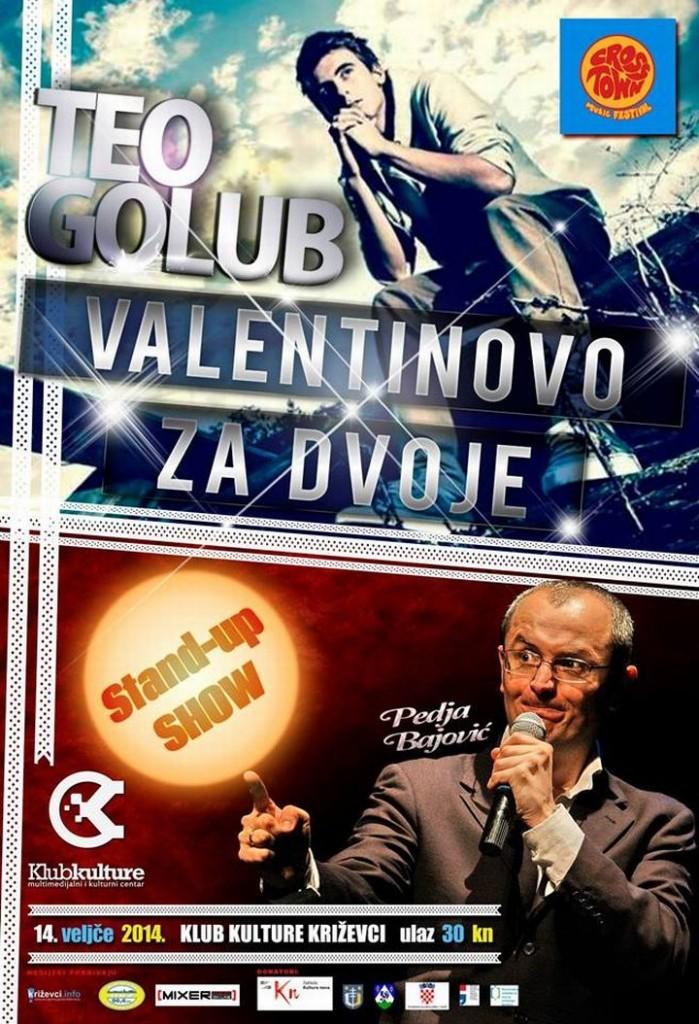 Teo_Golub_Pedja_Bajovic_Valentinovo_za_dvoje_Klub_kulture