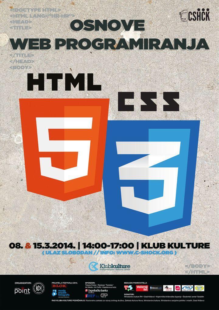 Osnove_web_programiranja_CSF_2014_radionica