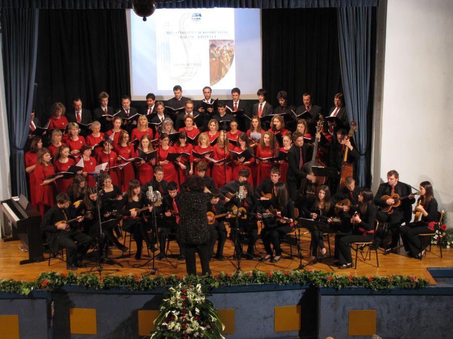 HPD_Kalnik_Tamburaski_orkestar_Glazbene_skole