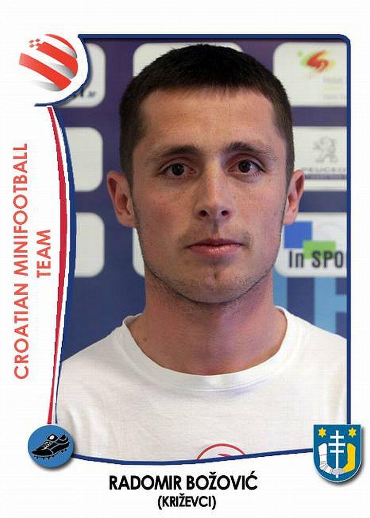 Radomir_Bozovic_reprezentativac_mininogomet