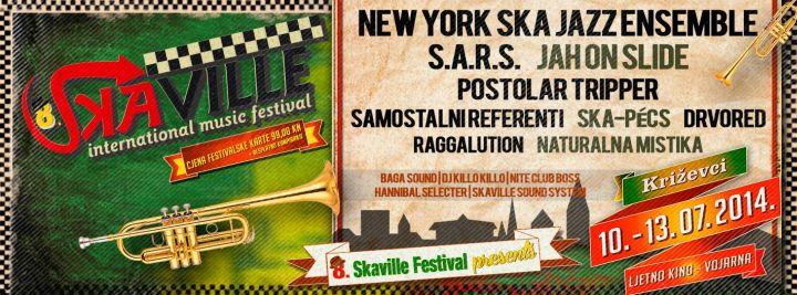 Skaville_2014_international_music_festival