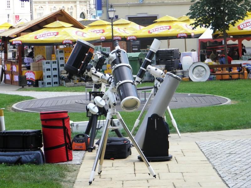 Perzeidi - Promatranje Sunca 2013