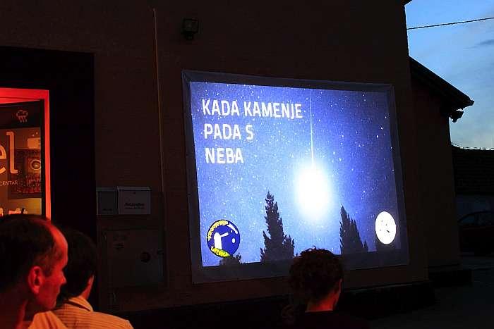 Naslovnica prezentacije u Koprivnici