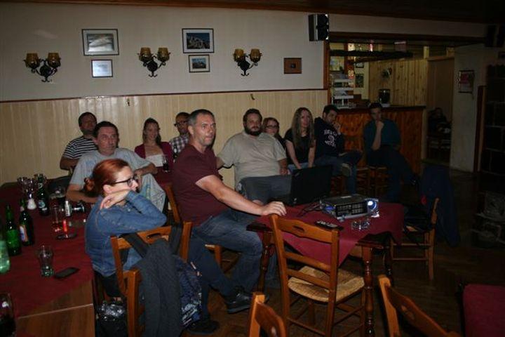 01) Predavanje na Platku (foto Zlatko Ciganj, AAD Rijeka)