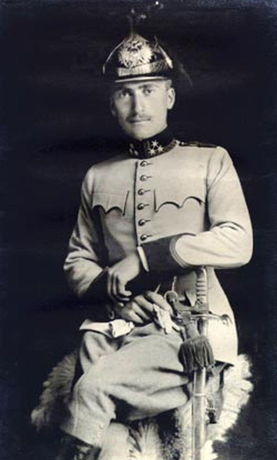 Marcel Kiepach - iz zbirke Gradskog muzeja Krizevci