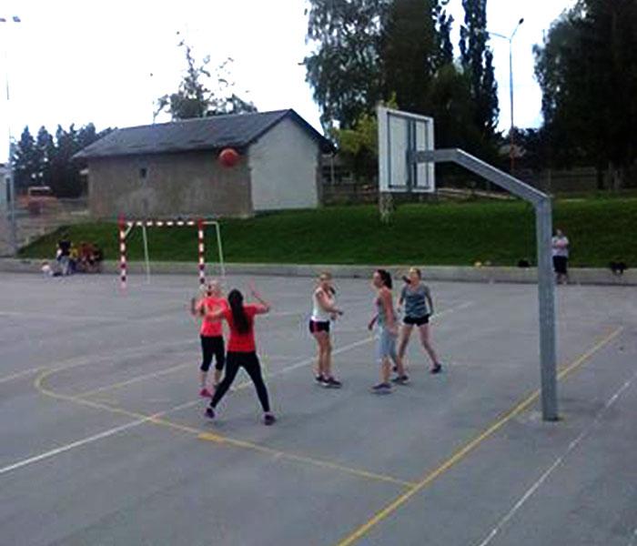 Streetball u ženskoj košarci