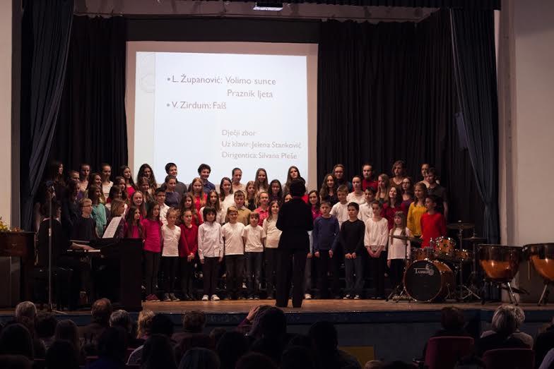 Dječji zbor glazbene škole