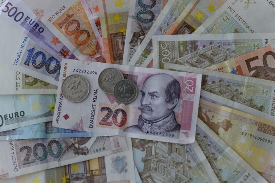 novac / kune