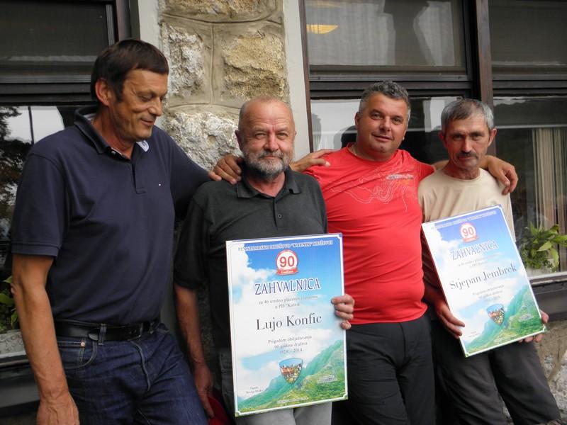 Kalnik, 7. rujna 2014. (foto R.Matić)