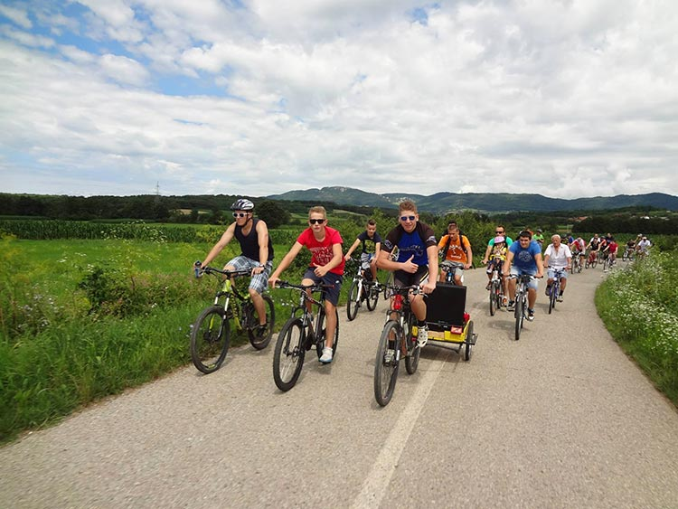 Križevačka udruga biciklista