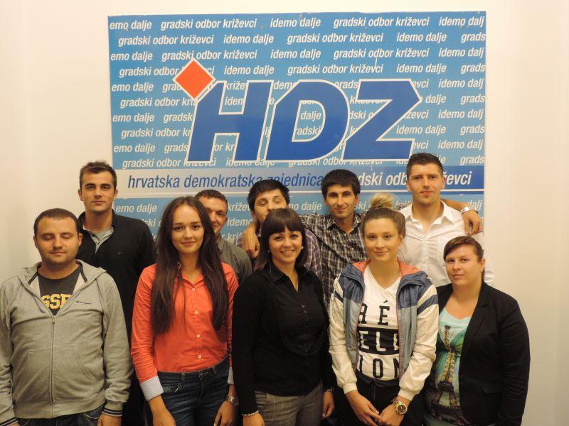 Gradski odbor Mladeži HDZ-a