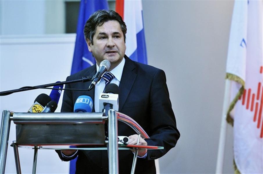 zamjenik ministra obrtništva i poduzetništva Dražen Pros