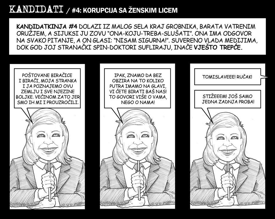 Blenofobija_ivan_Ivanovic_satira_predsjednicki_izbori_kolinda_grabar_kitarovic