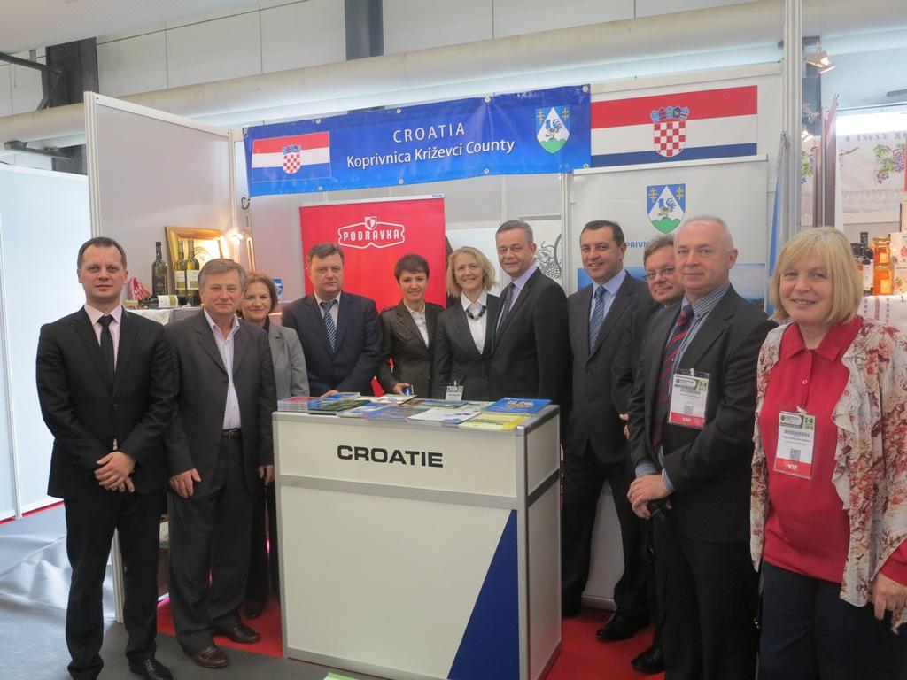 Potpisan Sporazum o suradnji Koprivničko-križevačke županije i regije Akvitanije