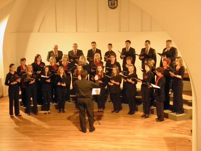 Koncert Hrvatskog pjevačkog društva Kalnik 19. prosinca 2014. (foto: R.Matić)