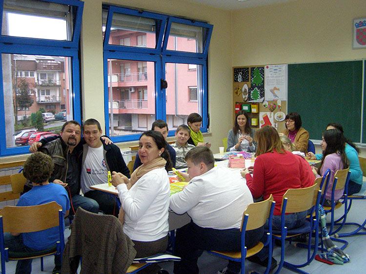 COOR, Centar za odgoj,obrazovanje i rehabilitaciju Križevci