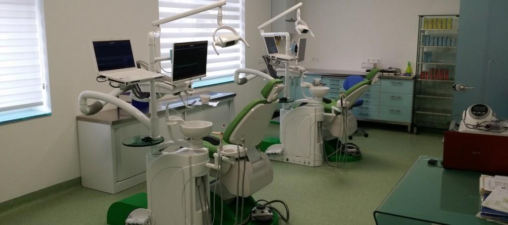 U prostorijama bivše križevačke vojarne otvoren je privatni specijalistički stomatološki centar Poliklinika Medikadent