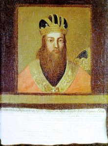 Sigismund Luksemburški, zbog čijeg se postupka Krvavi sabor križevački tako i zove