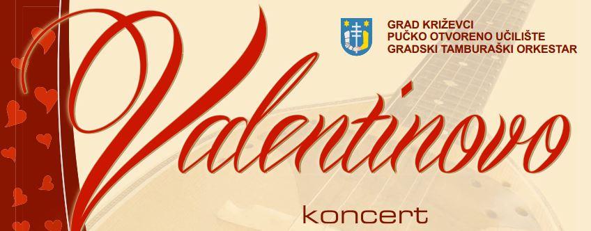 Koncert povodom Valentinova