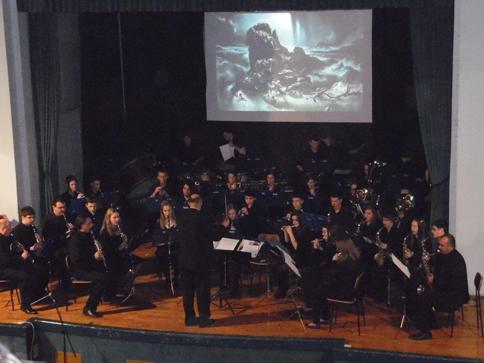 Gradski_puhacki_orkestar_Krizevci_GPOK_godišnji_koncert_2015_Noina_arka