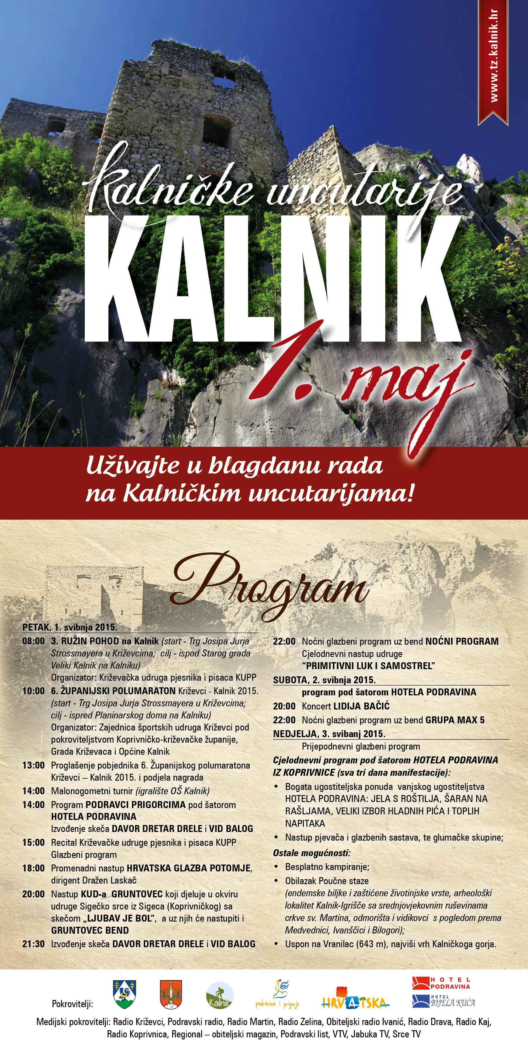 """""""Kalničke uncutarije"""" 2015"""