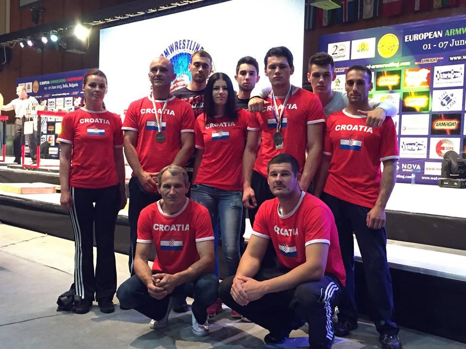Europsko_prvenstvo_obaranje_ruku_2015_hrvatska_reprezentacija