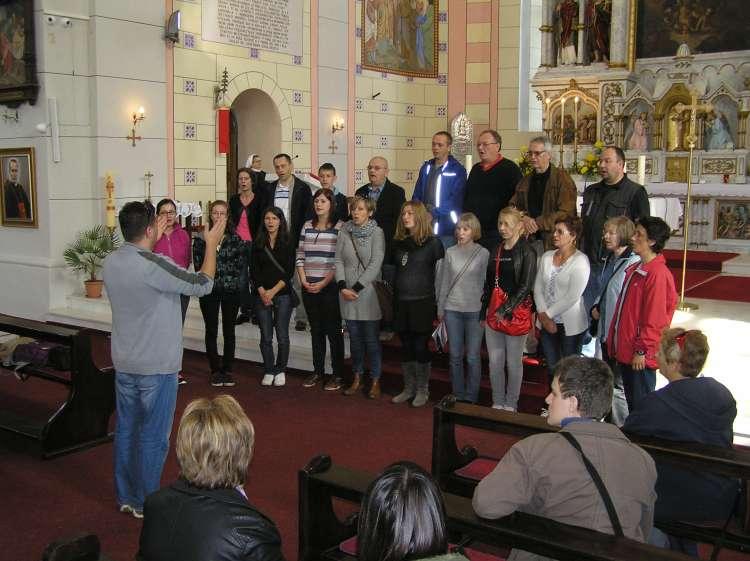 Križevački zborovi za kraj sezone u Rijeci
