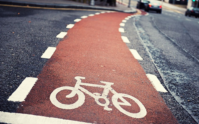 Primjer - Biciklistička staza