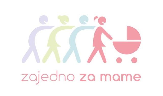 """Poziv za volontiranje u projektu """"Zajedno za mame"""""""