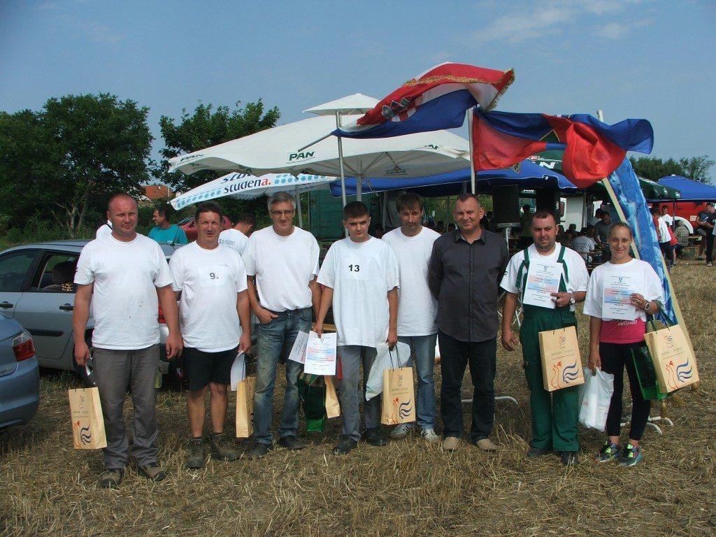 Održano 13. natjecanje orača Koprivničko-križevačke županije