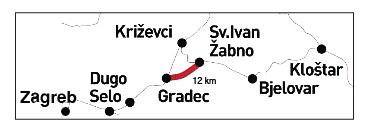 uskoro gradnja nove pruge Gradec - Sveti Ivan Žabno