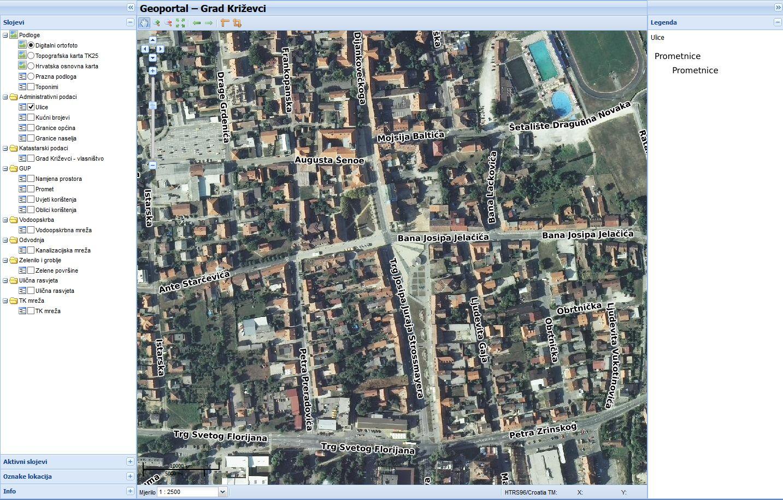 Geoportal_GIS_Grad_Krizevci