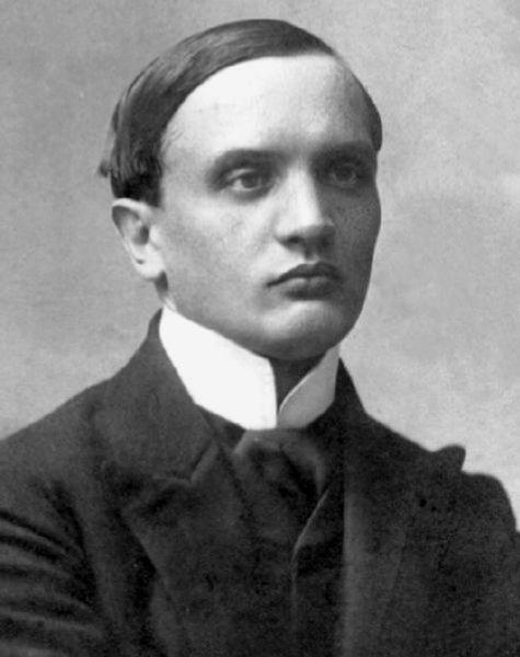 Milutin Cihlar Nehajev, ne samo književnik i novinar već i kemičar koji je prije stotinjak godina radio na Gospodarskom učilištu u Križevcima (preuzeto s www.enciklopedija.hr)