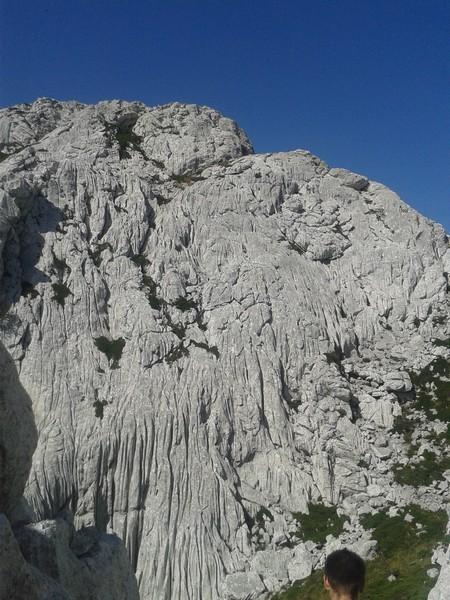 Cilj kiževačkih planinara na Velebitu 19. rujna 2015. (foto: PD Kalnik)