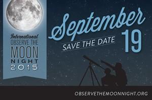 Uz Međunarodnu noć promatranja Mjeseca (preuzeto s observethemoonnight.org)