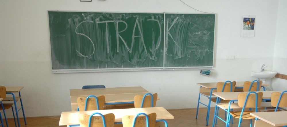Škole u štrajku