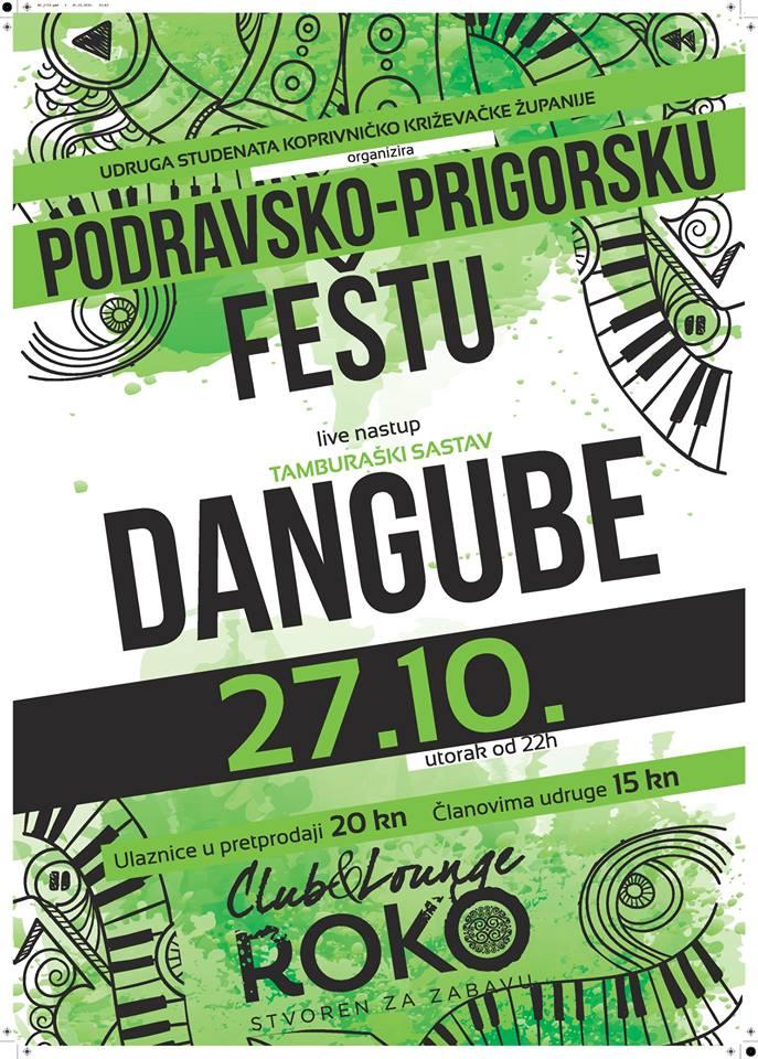 Podravsko Prigorska Fešta / Brucošijada Uskkž-A