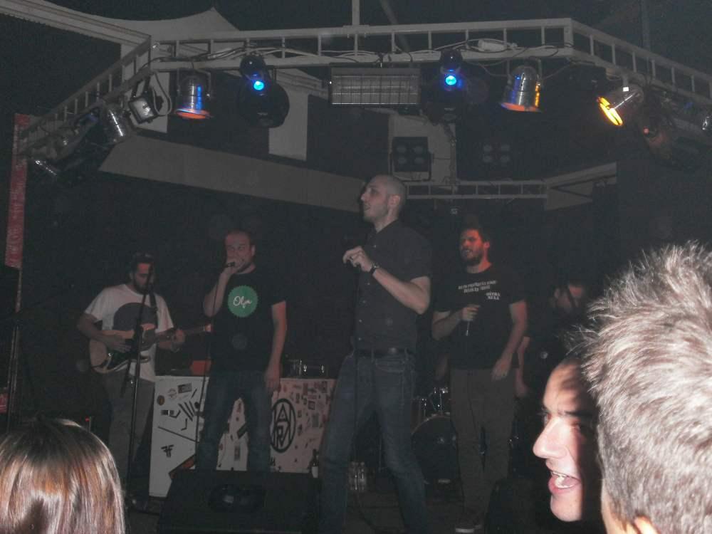 Koncert Dječaka u Klubu kulture