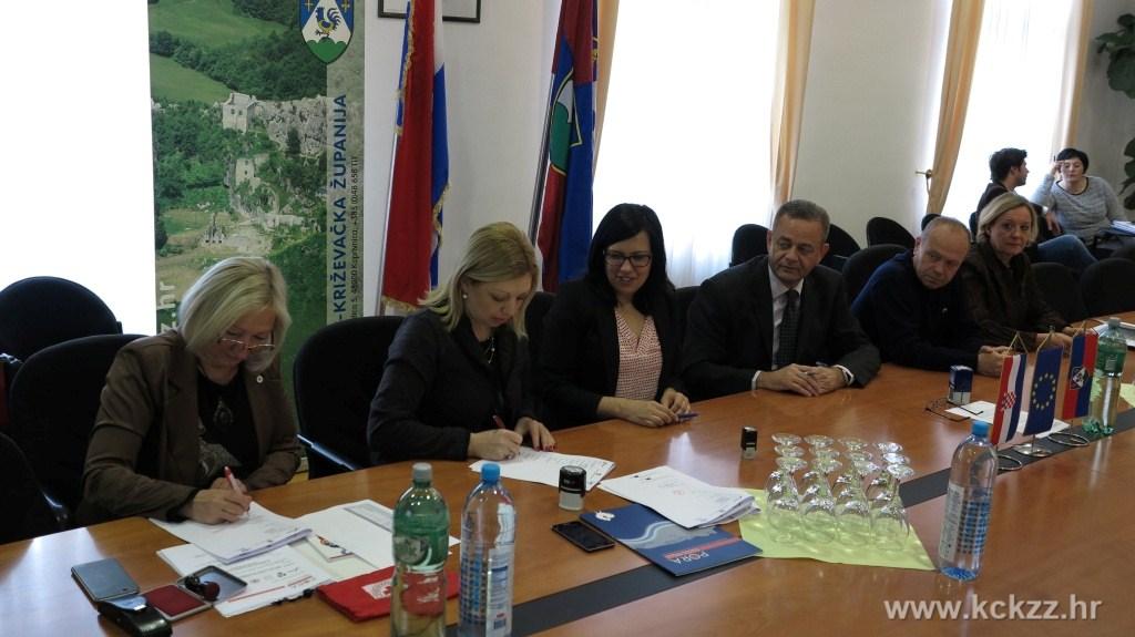 Županija i općine osigurali do kraja godine sredstva za provedbu Programa Pomoć u kući starijim osobama