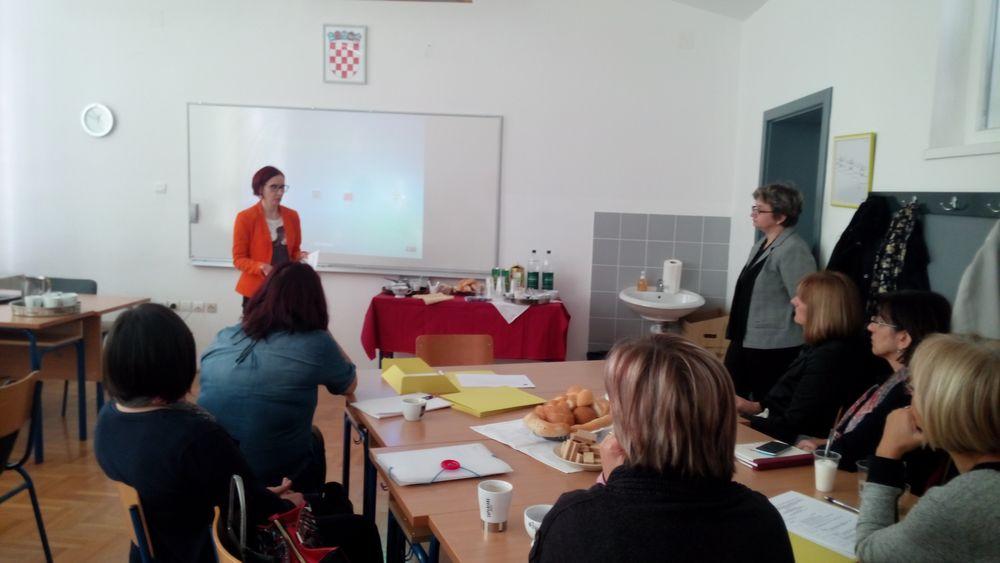 "Državni stručni skup u Srednjoj školi ""Ivan Seljanec"" Križevci"