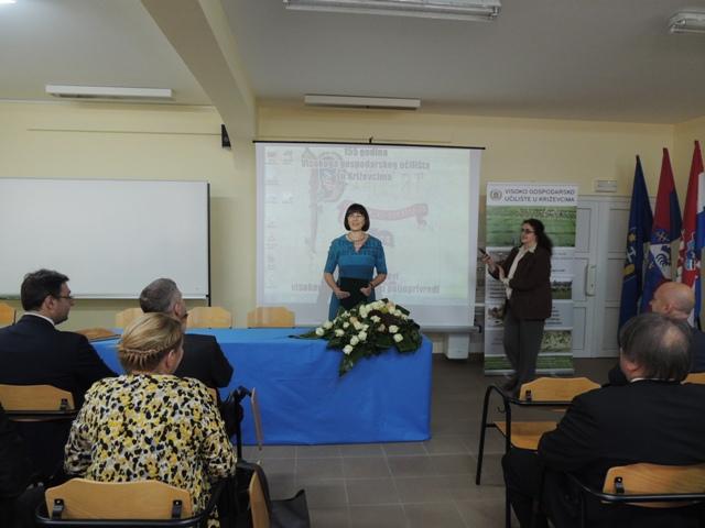 Visoko gospodarsko učilište u Križevcima proslavilo 155. obljetnicu poljoprivrednog školstva