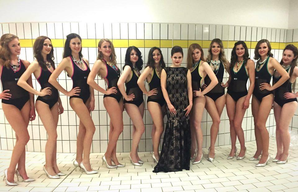 Organizatorica izbora za Miss KCKZZ Iva Horvat na prošlogodišnjem izboru za Miss Međimurske županije